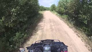 10. Suzuki Kingquad 750 GoPro ride 2/2
