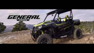 6. 2017 Polaris GENERAL RIDE COMMAND Edition - RIDE COMMAND Overview