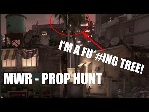 Modern Warfare Remastered - Prop Hunt ft. SteelCityShadow - Bad Jokes & Secret Missions!