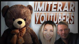 Oooouuuhh imiterar svenska youtubers
