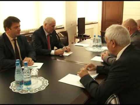 Встреча с депутатами Государственной думы Российской Федерации