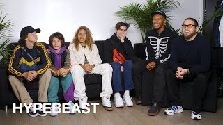 Jonah Hill  Na Kel Smith And Mid90s Cast On Streetwear And Skateboarding