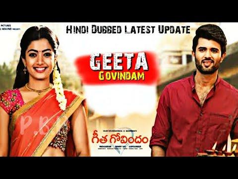 Download Geeta Govindam Hindi Dubbed Conform Update | Geeta Govindam Hindi Dubbed Rights Sold HD Mp4 3GP Video and MP3