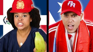 Ways Dominicans and Puerto Ricans Are Different