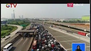 Video Arus Mudik 2018, Volume Kendaraan di Tol Cikarang Utama Meningkat 10% - BIS 10/06 MP3, 3GP, MP4, WEBM, AVI, FLV Juni 2018