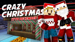 Minecraft - CRAZY CHRISTMAS [17] - THE GIFT SHOP!? (with SuperChache39)