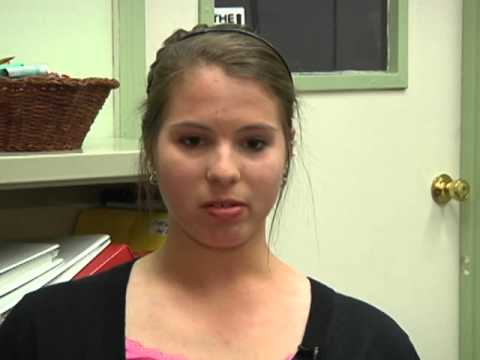 Teen Halo Winner: Sophie Brickman