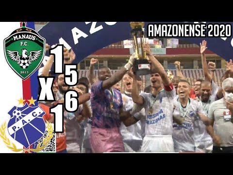 Manaus FC 1x1 Penarol-AM