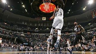 Top 10 NBA Clutch Shots: November 2014