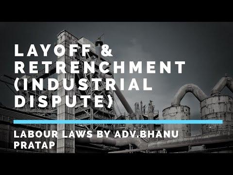 LAYOFF|| PART 7 || INDUSTRIAL DISPUTE|| RETRENCHMENT|| Sec25F,Sec25 G|| Labour Law|| L.L.B,C.S