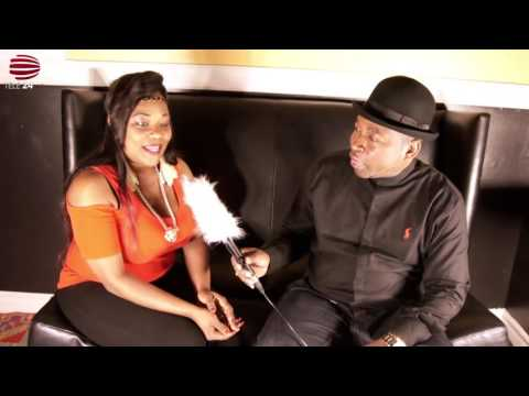 TÉLÉ 24 LIVE: La fille de mpongo love Sandra encore au Canada parle de sa tournée et clip video