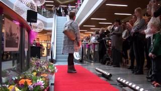 Modeshow Winkelcentrum Zaailand Leeuwarden