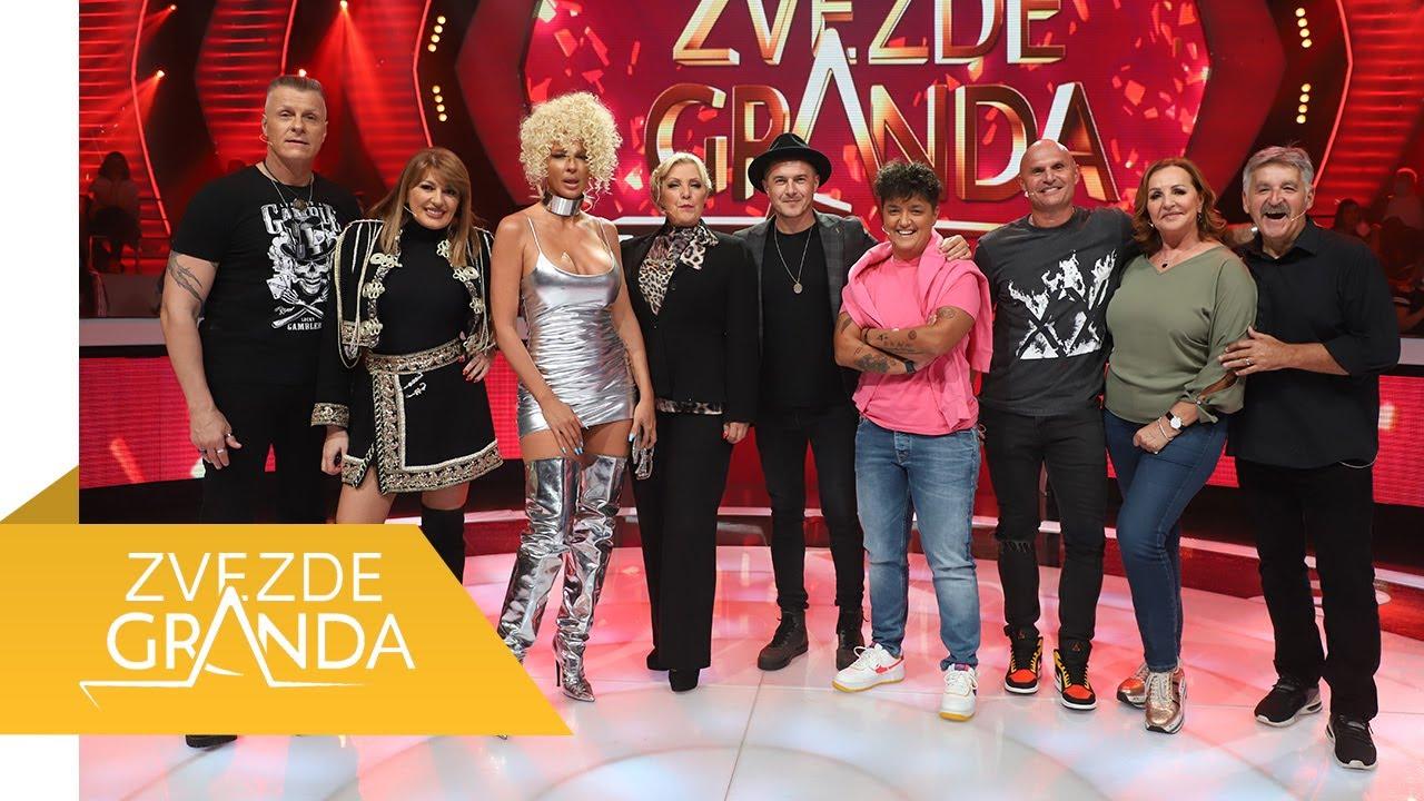 ZVEZDE GRANDA 2020 – cela 38. emisija (17. 10.) – trideset osma epizoda – snimak