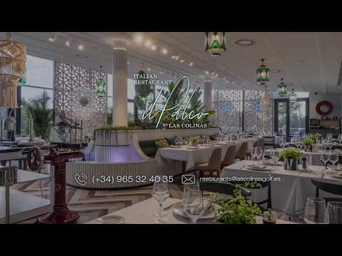 Restaurante italiano il Palco