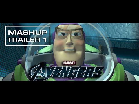 Toy Story   The Avengers   Trailer 1 [Mashup]
