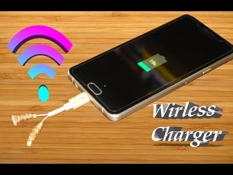 Download How To Make a Wireless Charger at Home - Very Easy Way