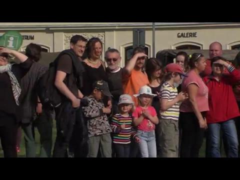 Hulín - Připomínka osvobození