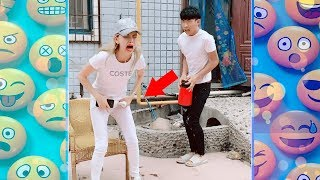 Video FUNNY Videos 2018 People doing stupid things  compilation#45 Try not to laugh MP3, 3GP, MP4, WEBM, AVI, FLV Oktober 2018