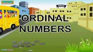 Practice Ordinal Numbers | Ordinal Numbers Interactive Game for Kids