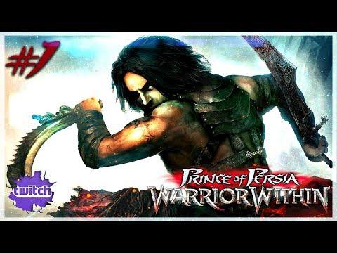 Prince of Persia: Warrior Within - Запись стрима #1 (18+) (видео)