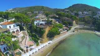Javea Spain  City new picture : Drone footage of Spain: Javea, Denia & Moraira. With Chakra healing music, 384 Hz, Throat Chakra.
