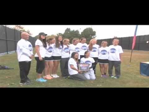 NEAC East Division Women's Tennis Championship Highlights
