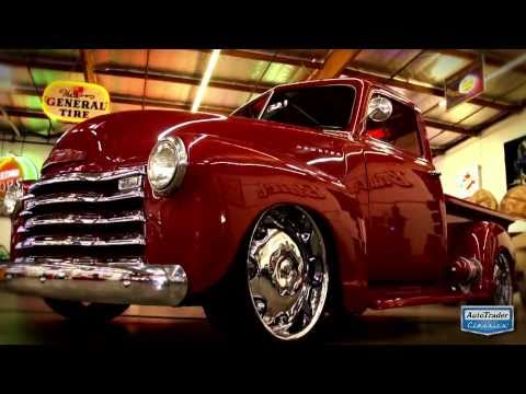 Fireball Tim REDSTER Chevrolet 3100 Build Episode 5