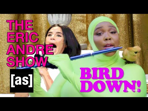 """The Eric Andre Show """"Lizzo Up"""" (S05E04 - Full Episode) 