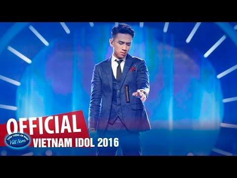 VIETNAM IDOL 2016 GALA 4 - CON ĐƯỜNG TÔI - TÙNG DƯƠNG