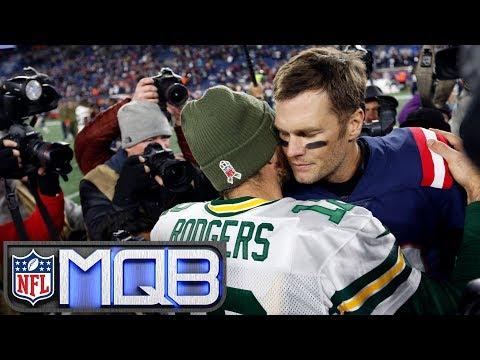 Video: NFL Monday QB: Tom Brady or Aaron Rodgers? | NFL Monday QB