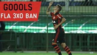 Gols do Flamengo contra o Bangu