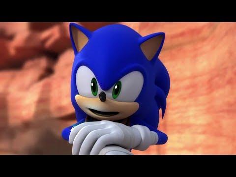 television series - Sonic Boom - TV Series trailer. Sonic Boom game trailer - https://www.youtube.com/watch?v=NRprvD5J-YA.