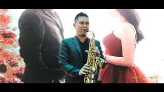 Versace On The Floor (saxophone solo)