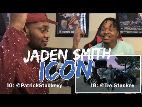 Jaden Smith - Icon - REACTION