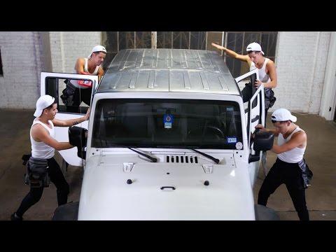 Crazy Car Music   Rudy Mancuso
