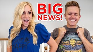 It's time to reveal our new merch! (not pregnant) We're so excited for you to see! https://teespring.com/stores/ellie-and-jared↓↓↓↓↓↓ CLICK TO SEE MORE ↓↓↓↓↓↓↓↓Subscribe to our Daily Vlogs! http://www.youtube.com/subscription_center?add_user=stylebyellieSubscribe to Jared's Channel! http://www.youtube.com/subscription_center?add_user=jaredmechamSubscribe to Ellie's Channel! http://www.youtube.com/subscription_center?add_user=elliemechamCameras we use: Canon G7 X II - http://amzn.to/2kIbw1MCanon 80D - http://amzn.to/2k6r5BiGoPro Hero 5 - http://amzn.to/2jL0E2XDJI Phantom 4 - http://amzn.to/2kIlYGCCanon T5i - http://amzn.to/1eVwyaq*********************************************For collaborations or business inquiries email us: jaredandellie@gmail.com*********************************************Ellie and Jared MechamPO BOX 6421LOGAN UT 84341