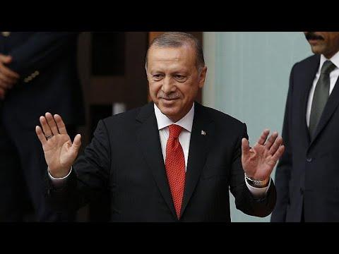 Türkei: Erneute Verhaftungswelle vor Amtseinführung Erd ...