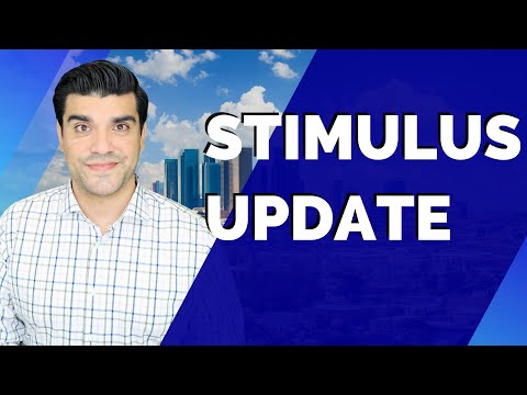 Second Stimulus Check Update & Stimulus Package (Stimulus Check 2) Wednesday November 18