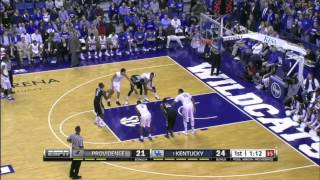 PC vs. Kentucky in 7 Minutes