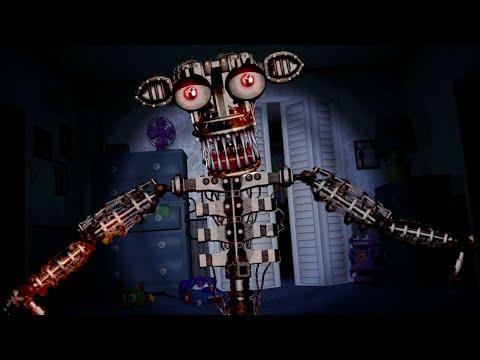 Nightmare puppet jumpscare fnaf4 youtube downloader mp3