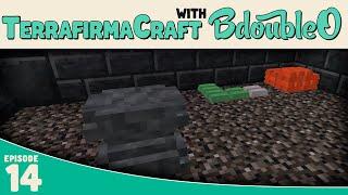 Minecraft Terrafirmacraft :: The Blacksmith :: E14
