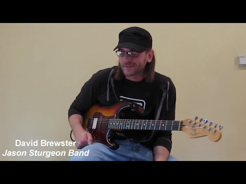 FPE-TV Dave Brewster on Dunlop 535Q Wah