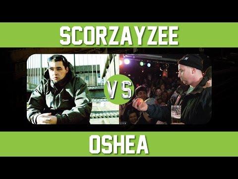 SCORZAYZEE VS OSHEA | RAP BATTLE | CLASH MONEY  @CLASHMONEYUK @Scorzayzee @osheaefc