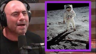 Video Joe Rogan - Moon Landing Footage Was Faked! MP3, 3GP, MP4, WEBM, AVI, FLV Oktober 2018