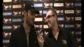 Greek Poker Tour - Oct 2009, Andreas Halkiadakis