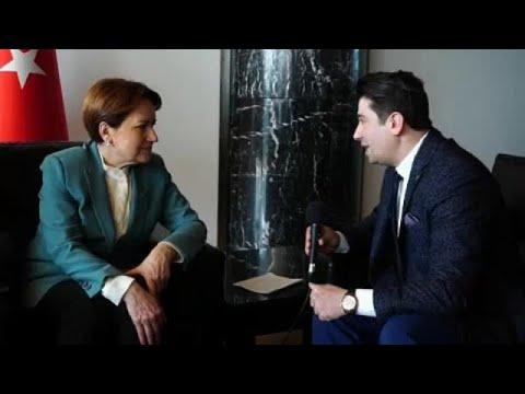 Μεράλ Ασκενέρ: Ο Ερντογάν αποφασίζει μόνος του