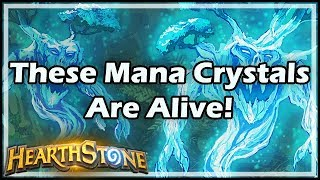 [Hearthstone] These Mana Crystals Are Alive!