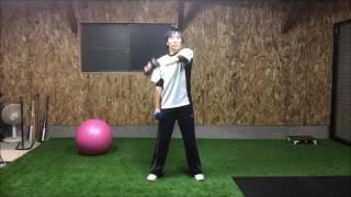 野球選手のための肩関節を強化するトレーニング その2
