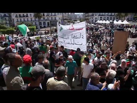 Διαδηλώσεων συνέχεια στην Αλγερία