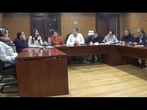Pleno Ordinario Ayuntamiento Cañete la Real 28/11/2019 (18:00h)
